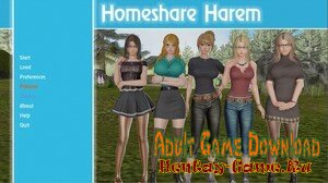 Homeshare Harem - [InProgress Version 0.1] (Uncen) 2020