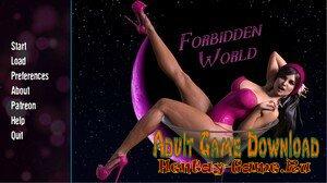 Forbidden World - [InProgress Version 0.1] (Uncen) 2020
