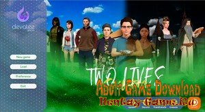 Two Lives: Salvation - [InProgress Version 0.1] (Uncen) 2020
