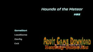 Hounds of The Meteor - [InProgress New Version 20210428 + Uncensored Patch + Cheats] (Uncen) 2020