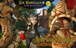 Sir Hardluck And The Monster Girls - [nProgress Version 1.1.0] (Uncen) 2020