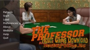 The Professor - [InProgress Chapter 1 - New Version 2.8 Remastered] (Uncen) 2019