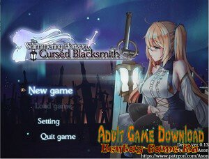 The Shimmering Horizon and Cursed Blacksmith - [InProgress Version 0.13] (Uncen) 2020