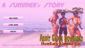 A Summer's Story - [InProgress Version 0.20] (Uncen) 2020