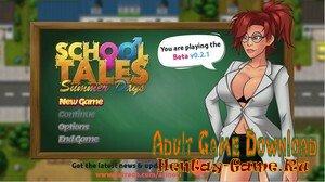 School Tales: Summer Days - [InProgress New Version 0.2.1] (Uncen) 2020