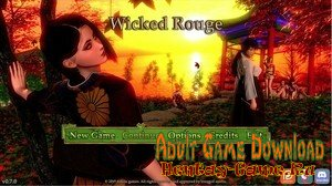 Wicked Rouge - [InProgress New Version 0.7.1] (Uncen) 2019
