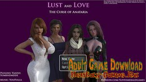 Love and Lust: The Curse of Anataria - [InProgress New Version 0.2] (Uncen) 2020