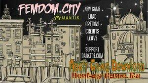 Femdom City M.A.N.T.I.S. - [InProgress New Version 0.7a] (Uncen) 2020