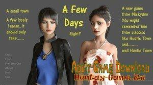 A Few Days - [InProgress New Version Episode 6] (Uncen) 2020