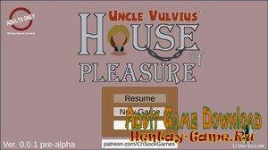 Uncle Vulvius' House of Pleasure - [InProgress 0.0.1 Pre-Alpha] (Uncen) 2020