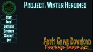 Project Winter Heroines - [InProgress New Version V3] (Uncen) 2020