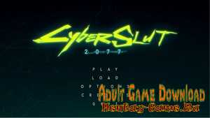 Cyberslut 2077 - [InProgress Version 0.01] (Uncen) 2020