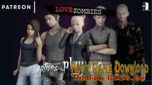 Love Zombies - [IProgress New Version 1.02] (Uncen) 2019