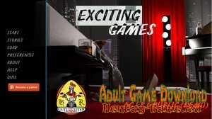 Exciting Games - [InProgress New Episode 10] (Uncen) 2020