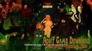 Witch Halloween - [InProgress Full Game - New DLC Bonuses] (Uncen) 2020