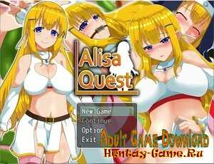 Alisa Quest - [InProgress Final Version (Full Game)] (Uncen) 2020