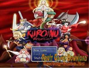 Kuroinu Rebellion - [InProgress Version 2.5] (Uncen) 2020
