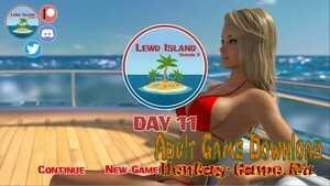 Lewd Island – [InProgress  Season 2 - Day 12 - New Version 1.21] (Uncen) 2018