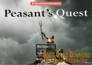 Peasant's Quest - [InProgress New Version 2.32 + INC Patch] (Uncen) 2017