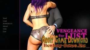 Vengeance for Lust - [InProgress New Episode 3 - Version 1.0] (Uncen) 2020