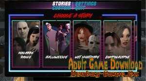 Fright Night Sex Fest - [InProgress Final Version (Full Game)] (Uncen) 2020