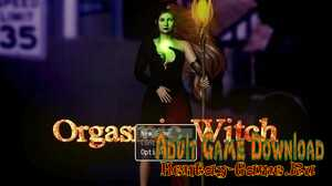 Orgasmic Witch - [InProgress Version 0.1] (Uncen) 2020