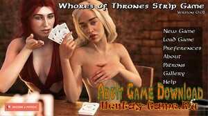 Whores of Thrones Strip Game - [InProgress New Version 0.03] (Uncen) 2020