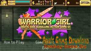 Warrior Girl - [InProgress Version 1.30 + Uncensored Patch + Full Gallery Save (Full Game)] (Uncen) 2021
