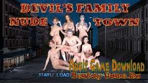 Devil's Family Nude Town - [InProgress New Version 0.11] (Uncen) 2020