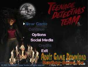 Teenage Detectives Team - [InProgress Version 0.1.0] (Uncen) 2021