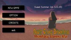 Sweet Summer job - [InProgress  New Version 0.18] (Uncen) 2021