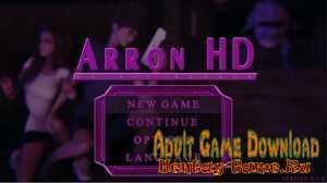 ArronHD - [InProgress New Version 0.1.2] (Uncen) 2021
