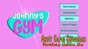 Johnny's Gym - [InProgress Demo Version] (Uncen) 2021