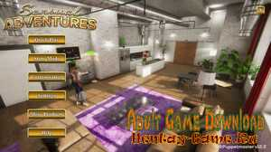 Sensual Adventures - The Game - [InProgress Final Version (Full Game)] (Uncen) 2021