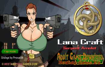 Lana Craft and the Serpent Amulet (Full Version)
