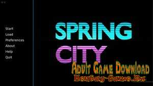 Spring City - [InProgress New Version 0.2] (Uncen) 2021