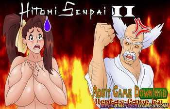 Hitomi Senpai 2 (Full Version)