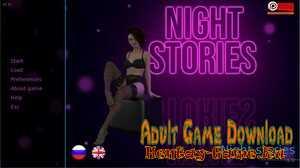 Night Stories - [InProgrerss Version 1.0] (Uncen) 2021
