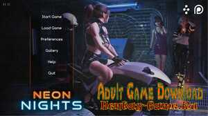 Neon Nights - [InProgress Version 1.0] (Uncen) 2021