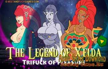 The Legend of Xelda: Trifuck of Pleasure (Full Version)