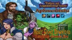 Tales of Legendary Lust: Aphrodisia - [InProgress Build 1] (Uncen) 2021