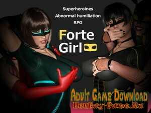 Forte Girl - [InProgress Version 1.0 (Full Game)] (Uncen) 2021