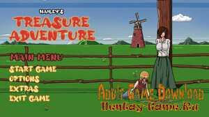 Haileys' Treasure Adventure - [InProgress New Version 0.2] (Uncen) 2021