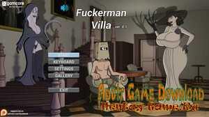 Fuckerman Villa - [InProgress Version 0.1] (Uncen) 2021